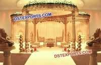 Wedding Dynamic Wooden Mandap