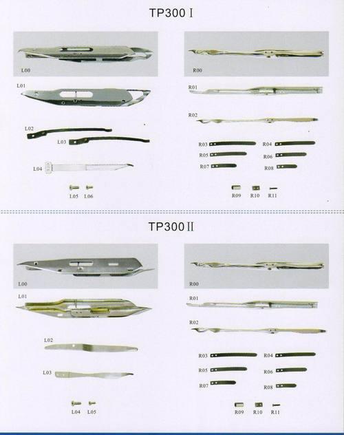GRIPPER HEAD FOR TP300-I & II