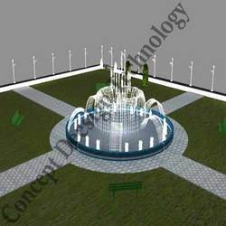 Multipattern Fountain