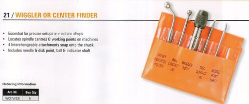 winggler or center fimder
