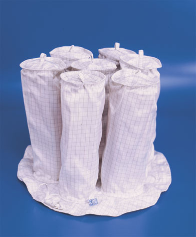 Fluid Bed Dryer Bag Fabric