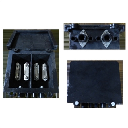 Railway Track Lead Junction Box