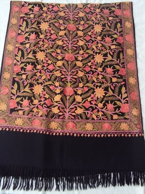 Embroidered Printed Shawls