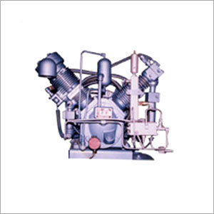 Multi Stage High Pressure Compressor