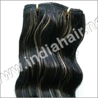 WAVY HAIR WEFTS