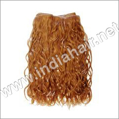 free curly hair samples