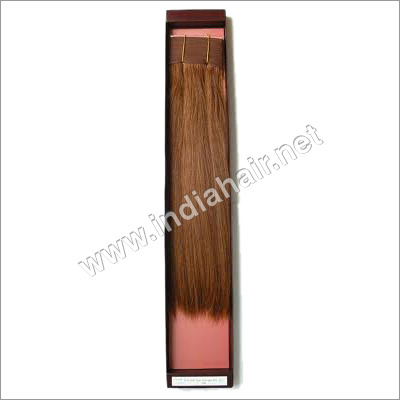 Natural Colored Straight Hair