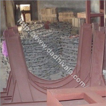 Chain And Pipe Skid