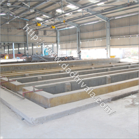 High Mast Pole FRP Pickling Tank