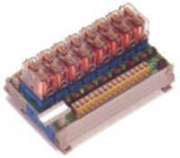 Single Change Over Relay Module - 8 Channel Module