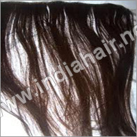 Hand Wefted Hair