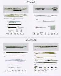 GRIPPER HEAD FOR GAMMA-98