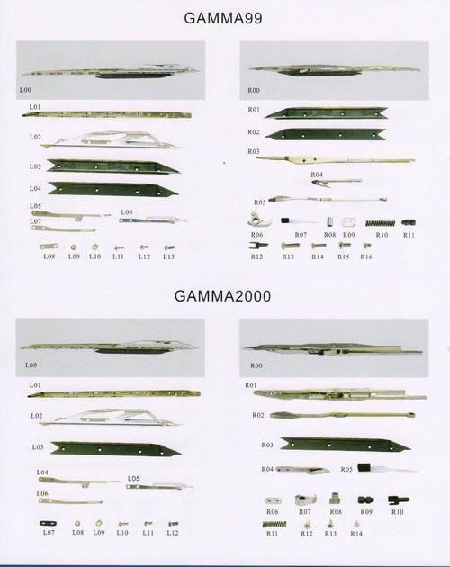 GRIPPER HEAD FOR GAMMA99 / GAMMA200