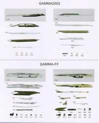 GRIPPER HEAD FOR GAMMA-2002