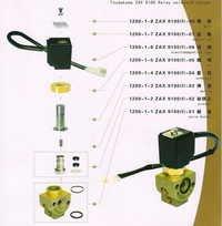 RELAY SOLENOID VALVE ZAX 9100