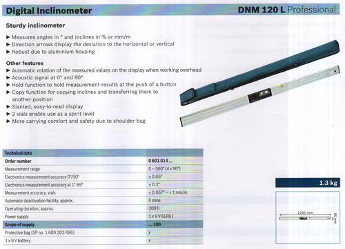DNM 120 L Professional