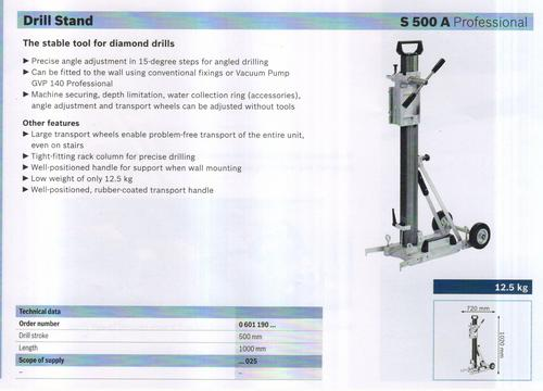 DRILL STAND (S 500 A professional)