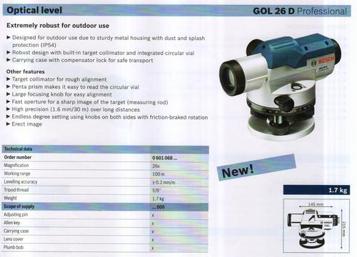 GOL 26 D Professional