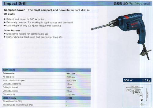 GSB 10 Professional
