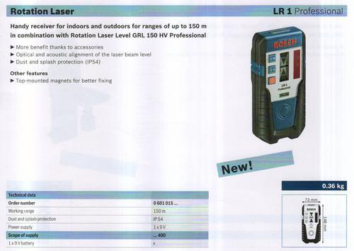 LR 1 Professional