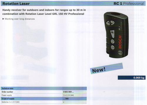 RC 1 Professional
