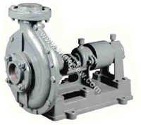 Center Delivery Single Flat Pulley Type Pump