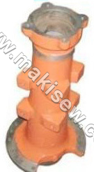 Axle Housing Tube For Swaraj Tractor