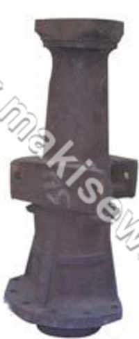 Rear Axle Housing For Inter