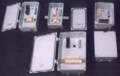 electric junction boxes