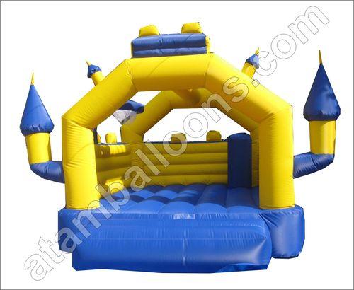 Yellow Castles Bouncy