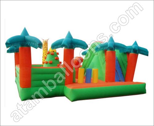 Jungle Bouncy