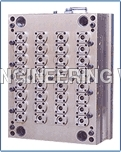 16 Cavity Preform Mould