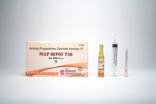 Hydroxy Progesterone Caproate Injection