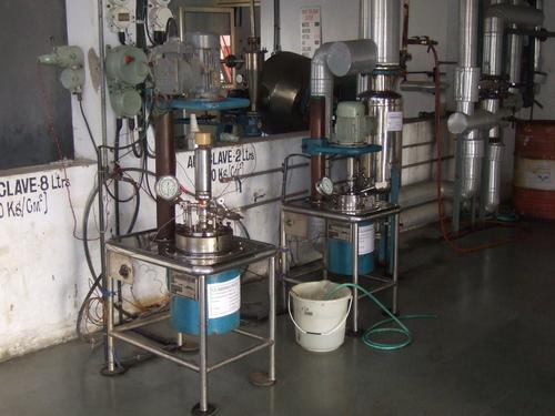 High Pressure Laboratory Autoclave