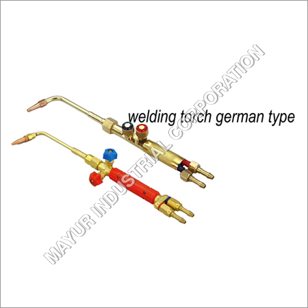 Welding Torch German Type