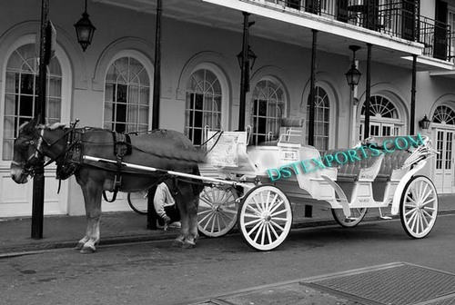 Tourist Victoria Carriages