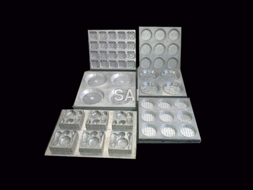Dona Plate Thali Vacuum Forming Mould