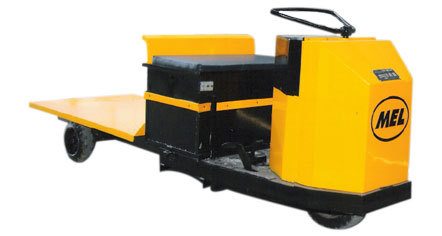 Electrically Operated Platform Truck