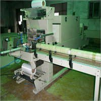 Automatic BOPP Tape Shrink Wrapping Machine