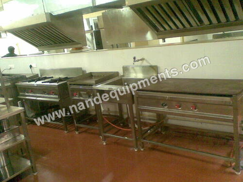 Commercial Kitchen Counter