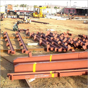 Boiler Handrail Fabrication