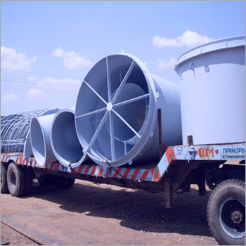 Fabricated Venting Pipe