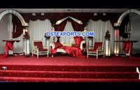 Wedding Diamond Lighted Stage