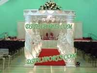 Wedding Pearl Crystal Welcome Gate
