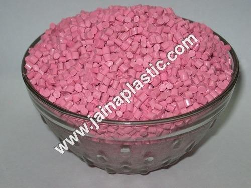 ABS Pink Granules