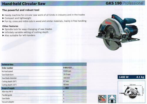 GKS 190 Professional