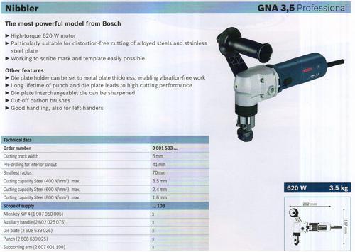GNA 3,5 Professional