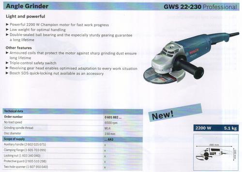 GWS 22-230 professional.
