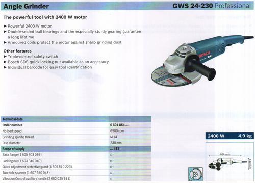 GWS 24-230 Professional