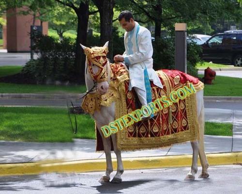 Wedding New Desiger Horse Costumes